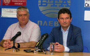 Найден Зеленогорски: ДБГ ще предложи обединение на демократичната общност в Плевен за местните избори