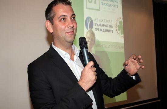 Лидерът на ДБГ Димитър Делчев: ГЕРБ готвят манипулации на изборите*