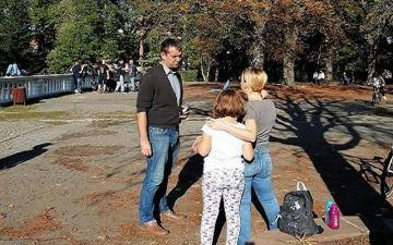 Делчев при среща с граждани: Ще спрем корупцията
