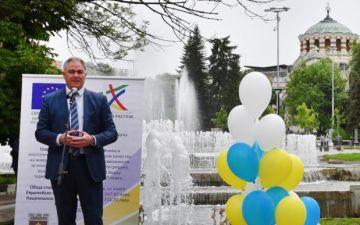 Кметът Спартански: Щастлив съм, че с тези европейски пари, лицето на нашия град придоби съвсем нов облик
