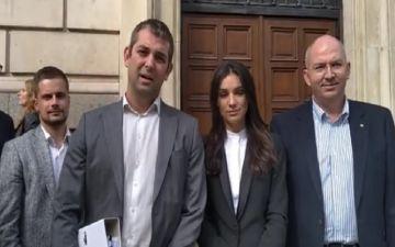 ДБГ настоява ОИК и Столичен инспекторат да глобят ГЕРБ заради незаконни билбордове