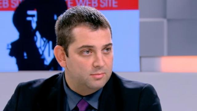 ДБГ внесе становище до Министерство на правосъдието по антикорупционния закон*, обяви Делчев